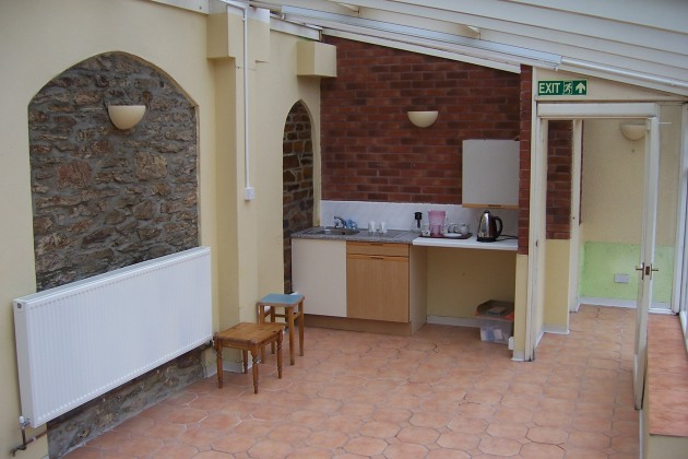The Small Kitchen, Parish Centre, Bodmin